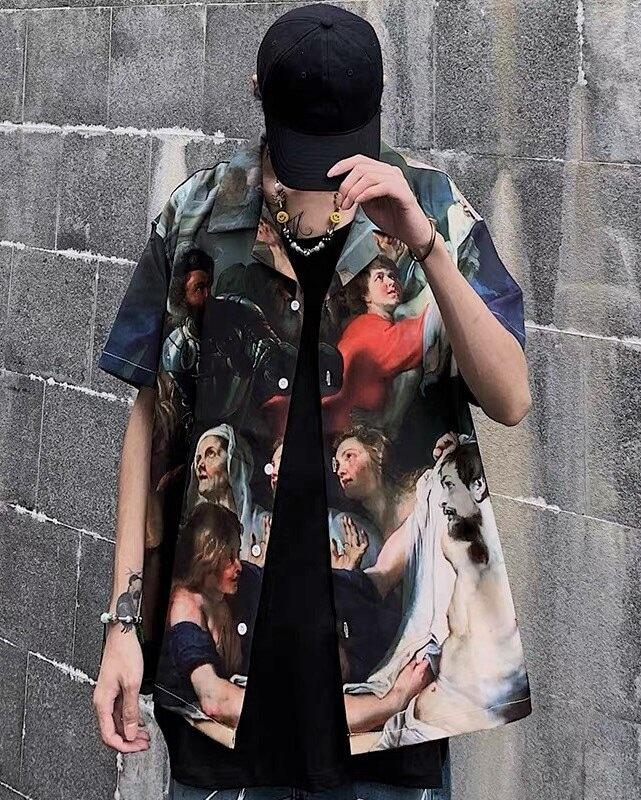 ミラクルザビエル半袖シャツの画像6